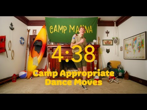 Camp Appropriate Dance Moves - Church Countdown