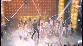 Академики и Дима Билан в «Новогодней Ночи на Первом»