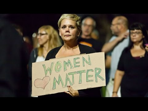Pro-Life Women Feel Left Out Of Trump Protests
