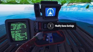 so we found this secret developer tool in Fortnite...