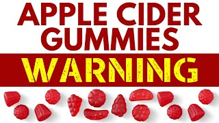 Apple Cider Vinegar Gummies Weight Loss