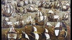 Voittamattoman Armadan suorittama Englannin murskaus v. 1588 = Espanjalaisempi nykymaailma