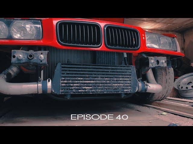 Episode 40 - Время BMW пришло. Распилили ВАЗ 2104
