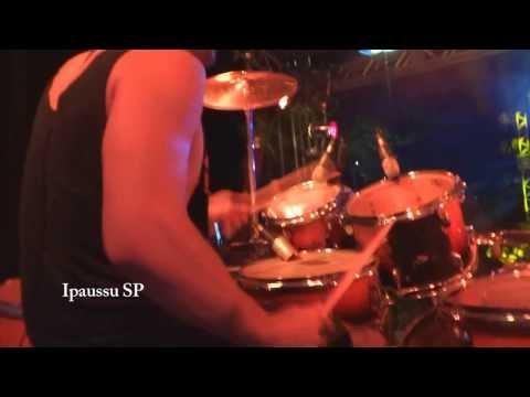 Drum Cam - Helton Turcheto - Banda Metróple by Poppi. Música Vagalume....