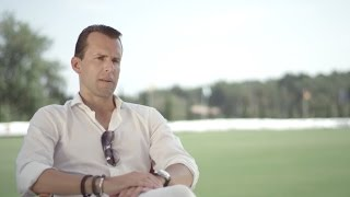 Interview Niclas Gyllensvärd - Engel & Völkers Polocup 2013