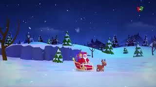 أجراس جلجل - ترانيم الكريسماس الاطفال - سانتا كلوز