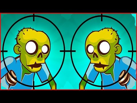 Stupid Zombies Глупые зомби стреляем по зомби с дробовика игра от Фаника