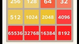 2048 record: 131072 tile (2064512 points)