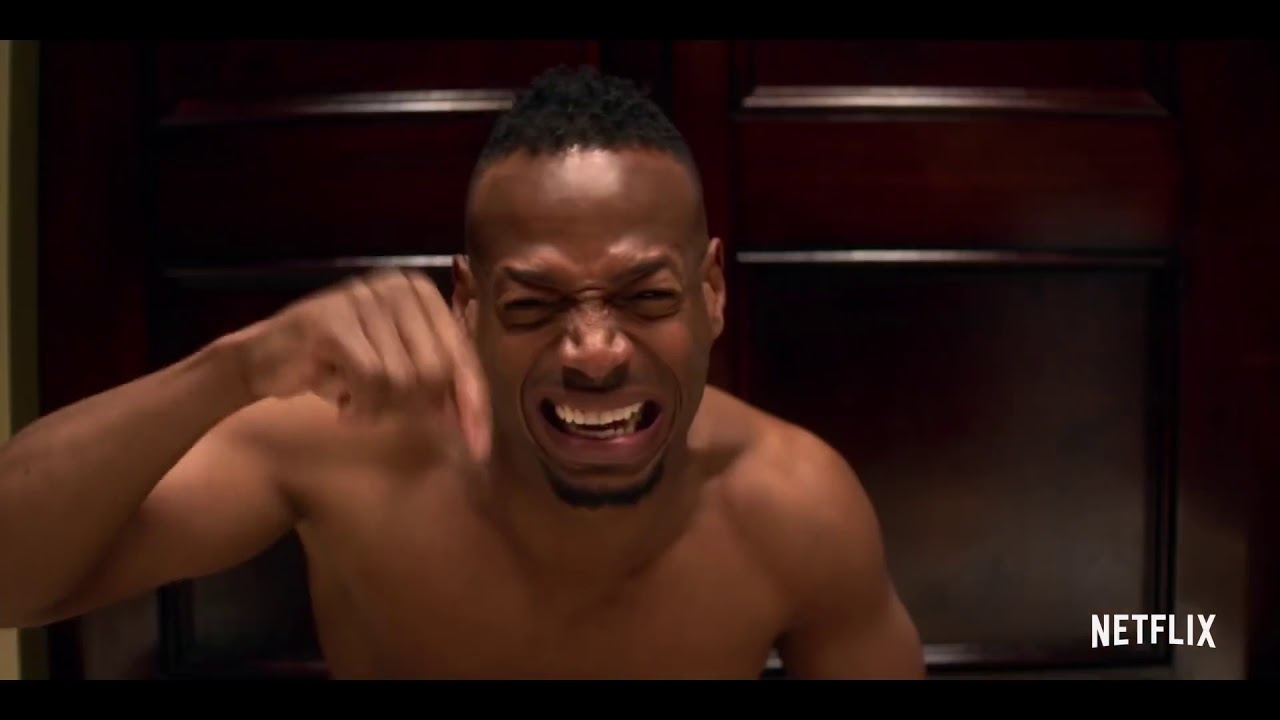 Naked Trailer 2017 Marlon Wayans, Regina Hall - Netflix