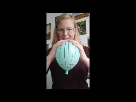 Geburtsreflex AUSGELÖST! - Geburt Simuliert Mit Ball & Ballon [TEIL 1]