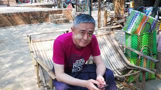 Myanmar Travel Vlog \\ Shot by My Parents!