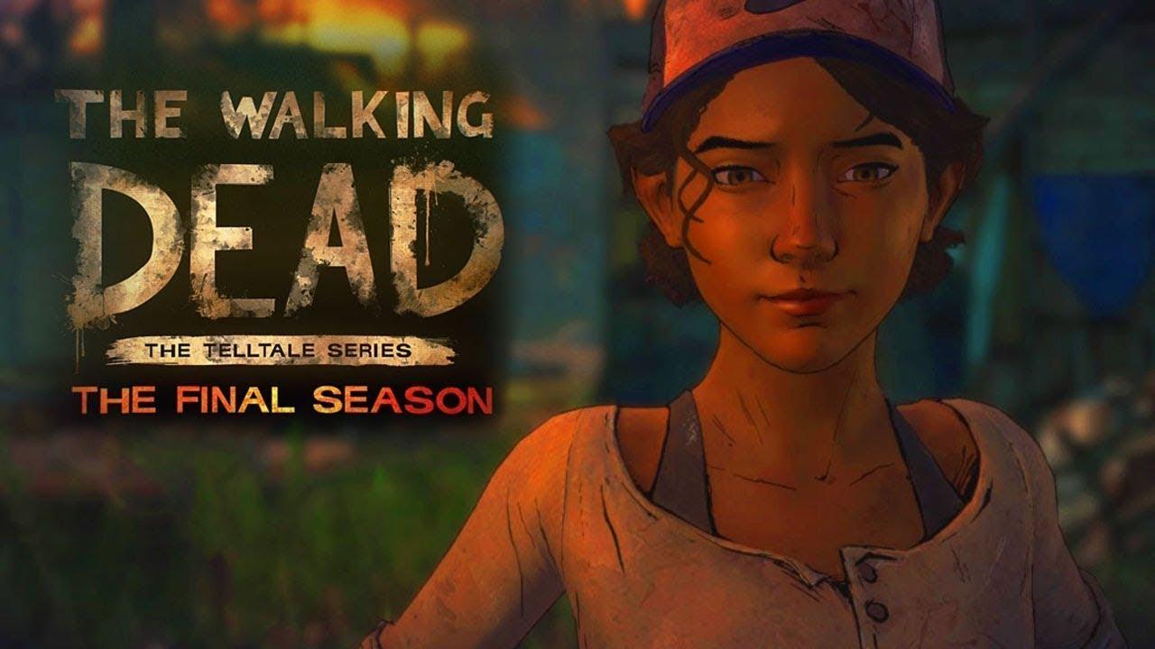 EPISODE THREE (Broken Toys) - The Walking Dead: Final Season (PS4)