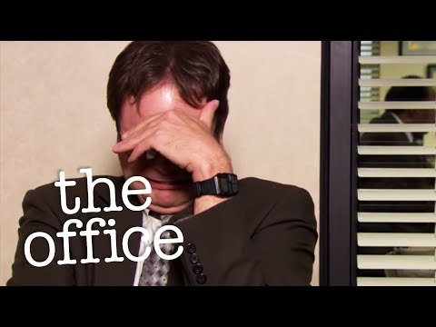 Michael Tricks People Into Coming To His Party - The Office US - YouTube