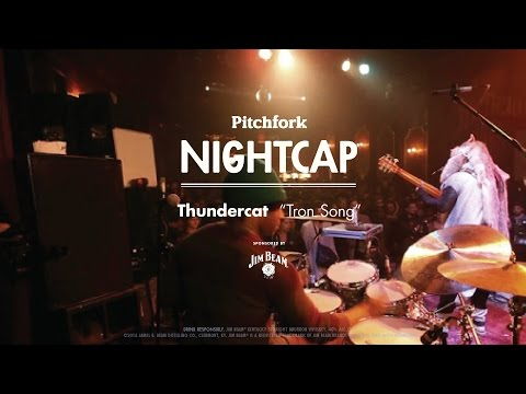 Thundercat performs