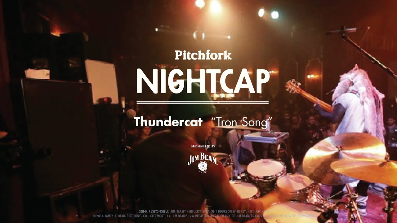 "Thundercat performs ""Tron Song"" 