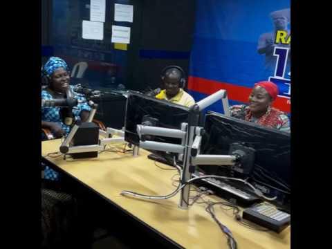 Tolu Adeyemi OnaAbule @Radio Lagos Ojutaye programme