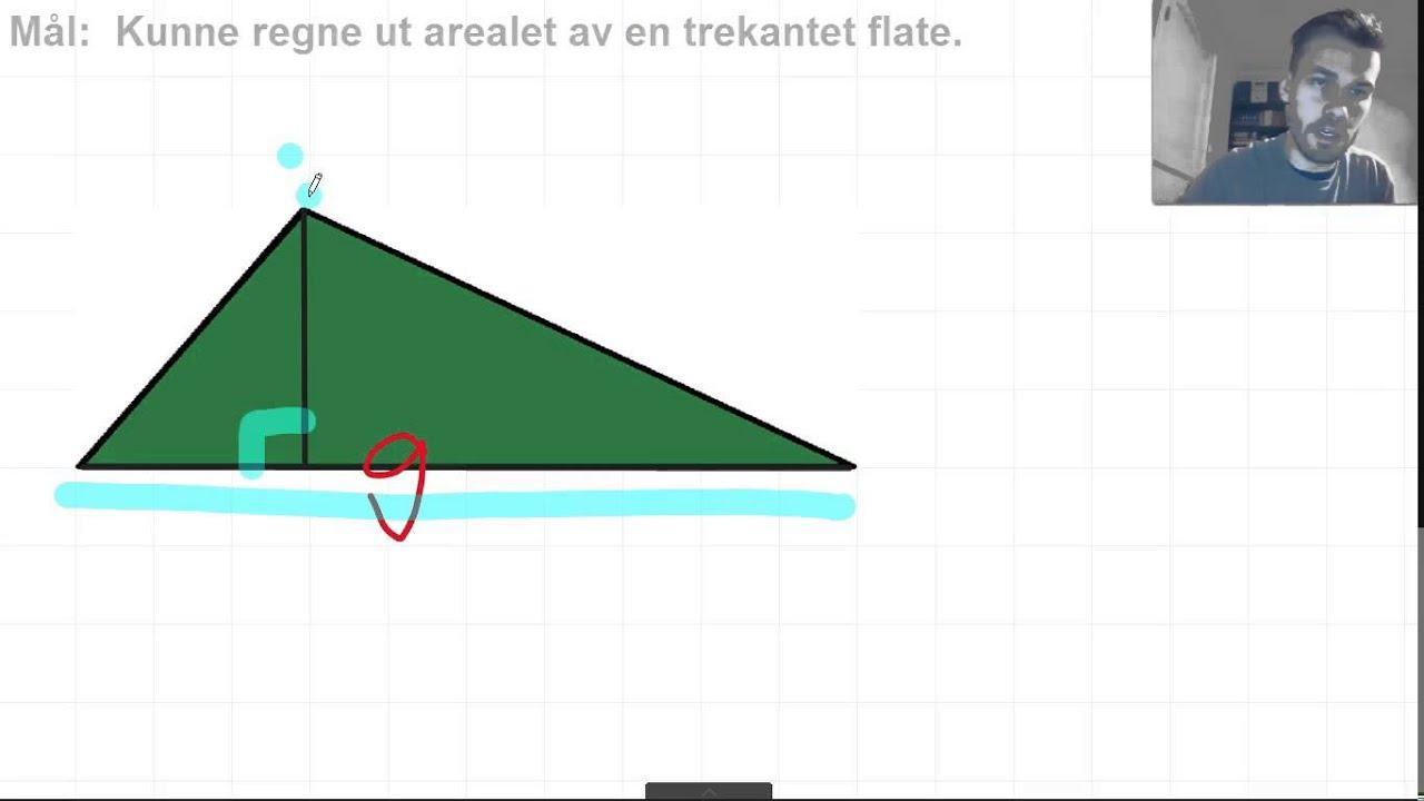 Måling 5-6 - Areal av trekant