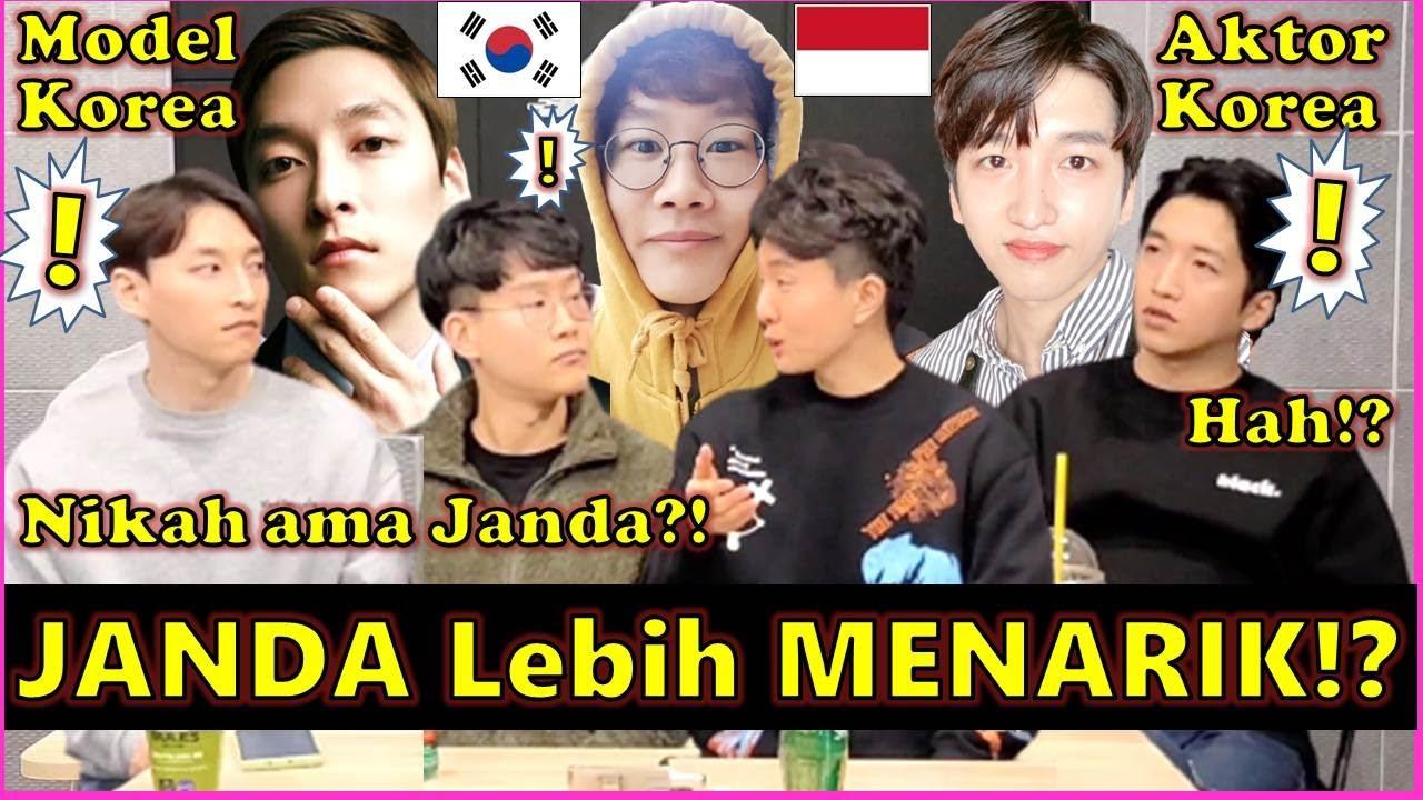 MODEL & AKTOR KOREA KAGET Dengar Hal Terkait JANDA Di INDONESIA