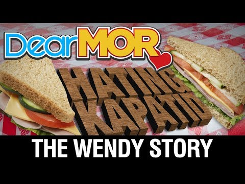 "Dear MOR: ""Hating Kapatid"" The Wendy Story 12-08-17"