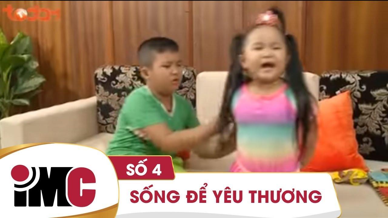 Làm Sao Để Anh Em Trong Nhà Hòa Thuận? Sống Để Yêu Thương Tập 4