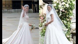 Две невесты: Пиппа Миддлтон vs Кейт Миддлтон