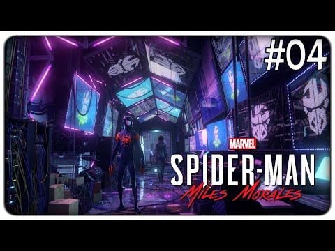 SCOPRIAMO L'IDENTITÀ DI PROWLER E INFILTRIAMOCI NELL'UNDERGROUND   Spider-Man Miles Morales - ep. 04