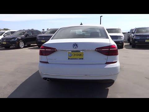 2018 Volkswagen Passat Ontario, Claremont, Montclair, San Bernardino, Victorville, CA V180367