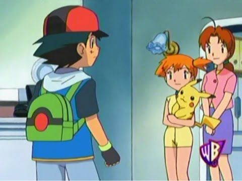 Ash Comes Home To Misty