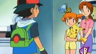 Ash kommt nach Hause zu Misty