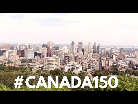 OUR ROAD TRIP FOR CANADA 150 | TORONTO, OTTAWA, MONTREAL