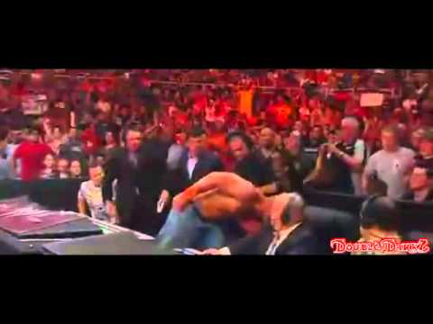 John Cena vs. Batista Over The Limit 2010 (Full Match)