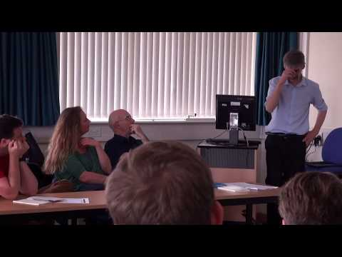 Sarn Rich - Cognitive Linguistics, Walnuts, Sugar, and Metaphors We Teach By