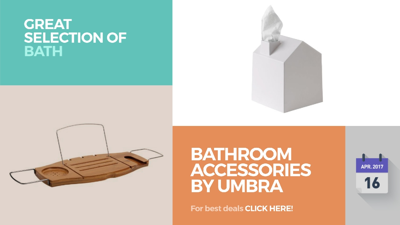 Bathroom Accessories By Umbra Great Selection Of Bath Products