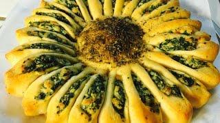 Spinach Sunflower Bread Recipe - Prini - Cooking With Prini