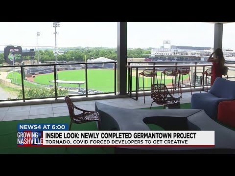 Inside Newly Completed Germantown Project
