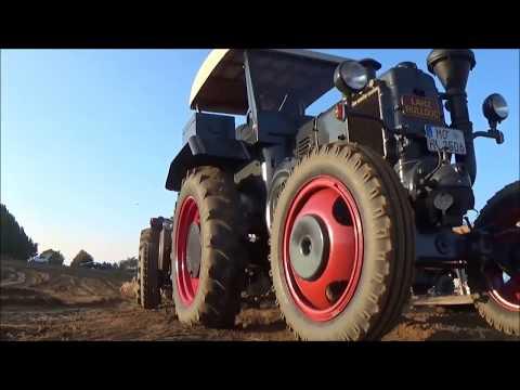 4 Großes Treffen für historische Traktoren und Landmaschinen in Heinsberg Kirchhoven 23 - 24.09.2017