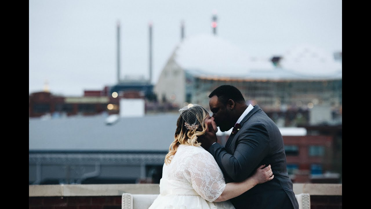 Celebrity Wedding on Roof. Not for the Faint of Heart!