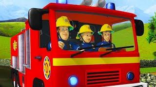 brandweerman sam nederlands worstjes tegen garnalen nieuwe afleveringen compilatie kinderf