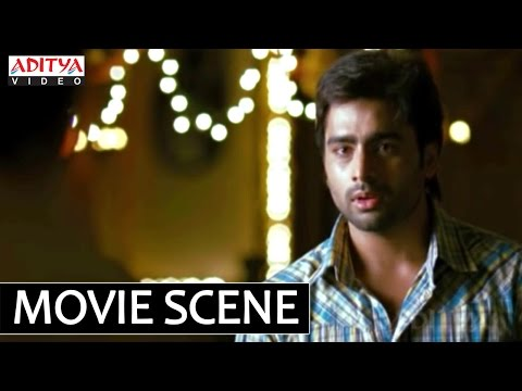 Nara Rohit & Prakash Raj  Sentiment Scene - Solo Movie