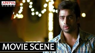 Nara Rohit amp Prakash Raj  Sentiment Scene - Solo Movie