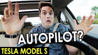 Tesla Autopilot Demo