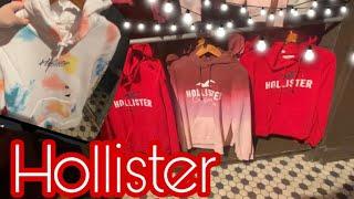 Hollister Shopping Winter 2020