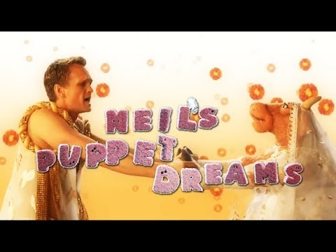 NEIL PATRICK HARRIS dreams BOLLYWOOD - Neil's Puppet Dreams