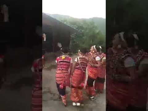Local people dancing on hollywood song