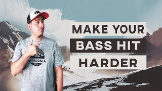 The Ultimate Way To Process Your Bass