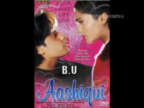 'Bas Ek Sanam Chahiye'/ 'Saanson Ki  Zaroorat'- Female Version (AASHIQUI-1990)-English Subtitle..
