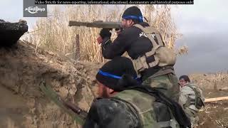 Syria War 2017   Fierce Clashes On the Frontline Between Rebels & SAA in Battle Of Eastern Ghouta