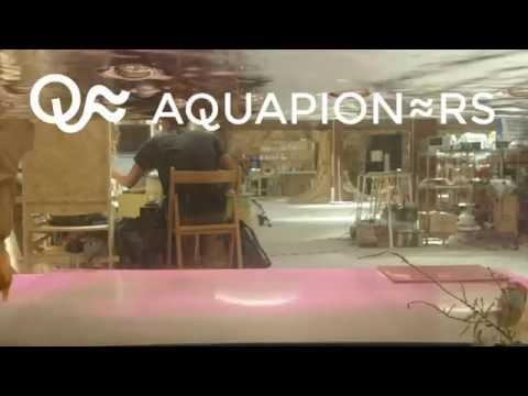 Aquaponic greenhouse construction @ Valldaura Self-Sufficient Lab // Barcelona (step#1 - #5)