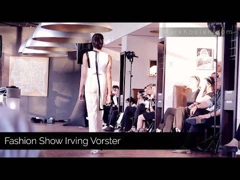 Road Couture Fashion Show by Irving Vorster (English subs)
