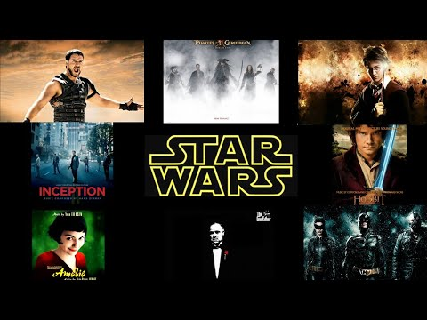 Best movie soundtracks ever made compilation- part 1